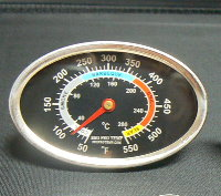 This is The BBQ PRO TEMP BLACK BUETY 3.20